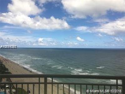 Sunny Isles Beach Condo For Sale: 17375 Collins Ave #1708
