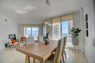 Miami Condo For Sale: 888 Brickell Key Dr #1811