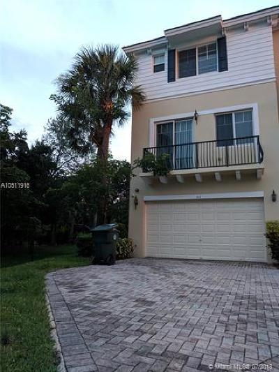 Boca Raton Condo For Sale: 511 NW 39th Cir #511