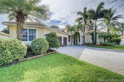 Lake Worth Single Family Home For Sale: 9056 Charlee St