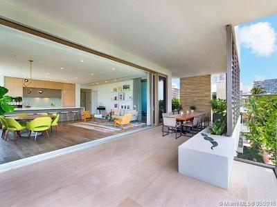 Miami Beach Condo For Sale: 311 Meridian Ave #PH1