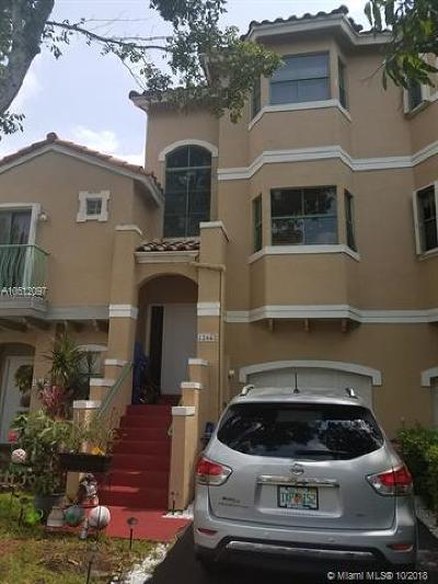 Sunrise Condo For Sale: 12662 NW 14th St #12662
