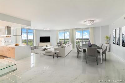 North Miami Beach Condo For Sale: 17301 Biscayne Blvd #1202