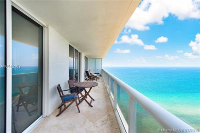Hallandale Condo For Sale: 1830 S Ocean Dr #3704