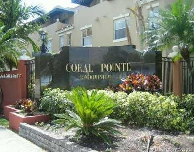 Miami Condo For Sale: 675 NW 85th Ct #8-201