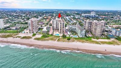 Lauderdale By The Sea Condo For Sale: 1900 S Ocean Blvd #16L