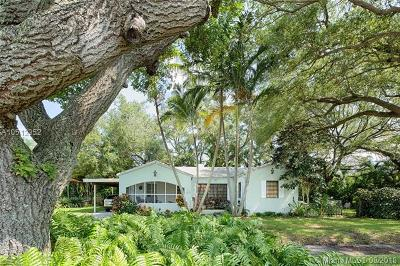 Miami Shores Single Family Home For Sale: 277 NE 97th St