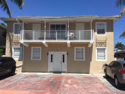 Miami Beach Multi Family Home For Sale: 701 82nd St