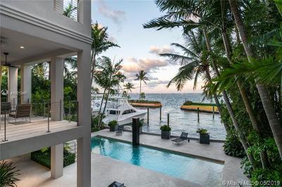 Miami FL Single Family Home For Sale: $10,850,000