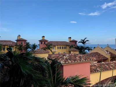 Fort Lauderdale Condo For Sale: 2110 N Ocean Blvd #6F