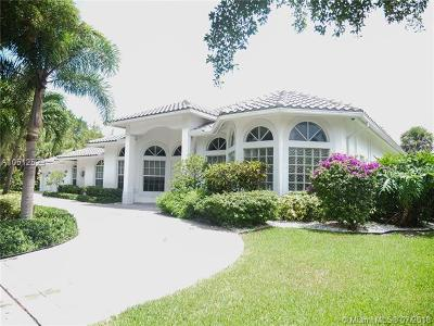 Boca Raton Single Family Home For Sale: 1000 SW 21st Ave