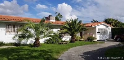 Hialeah Single Family Home For Sale: 7652 W 14th Ave