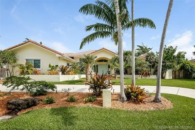 Palmetto Bay Single Family Home For Sale: 8241 SW 180th St