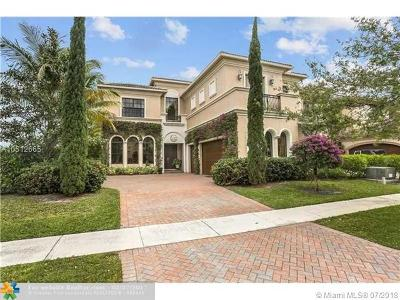 Boca Raton Single Family Home For Sale: 17946 Lake Azure Way