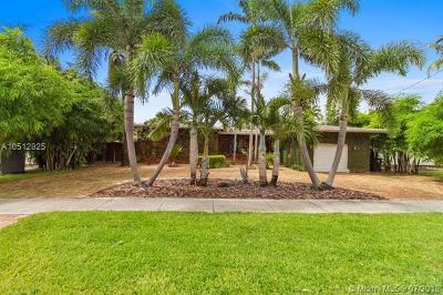 North Miami Single Family Home For Sale: 2130 NE 124th St