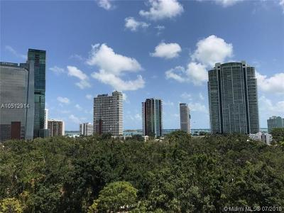 Condo For Sale: 1600 SW 1st Ave #807