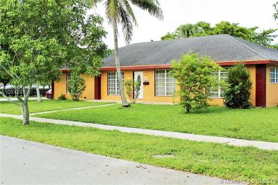 Plantation Single Family Home For Sale: 1101 NW 70 Avenue