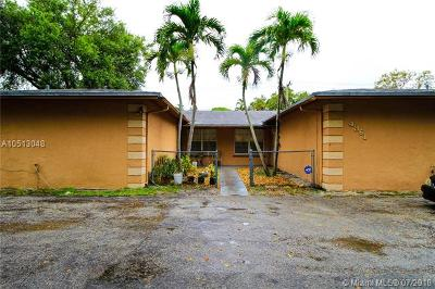 Dania Beach Multi Family Home For Sale: 4361 SW 52nd Ct