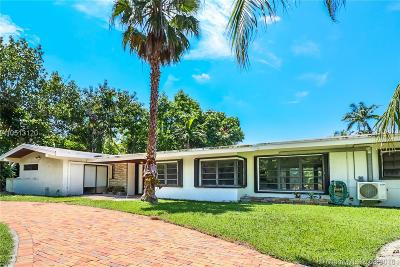 Single Family Home For Sale: 6260 SW 118th Ter