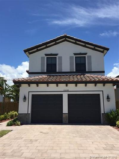 Miami-Dade County Rental For Rent: 25342 SW 118th Ave