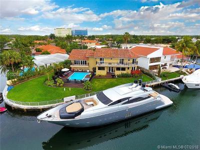 North Miami Beach Single Family Home For Sale: 16461 NE 34th Ave