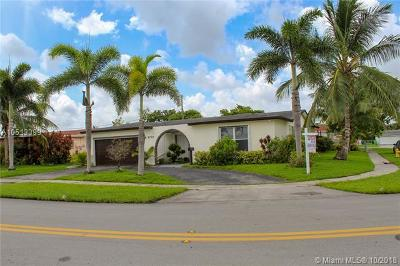 Sunrise Single Family Home For Sale: 9370 NW 20th Pl