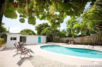 Fort Lauderdale Single Family Home For Sale: 1029 NW 1st Ave