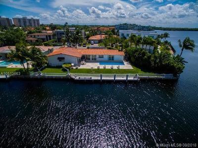 North Miami Beach Single Family Home For Sale: 16481 NE 31st Ave
