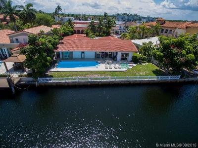 North Miami Beach Single Family Home For Sale: 16469 NE 30th Ave
