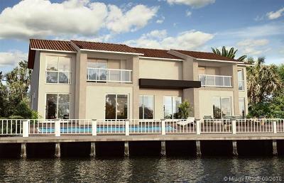 North Miami Beach Single Family Home For Sale: 16465 NE 31st Ave