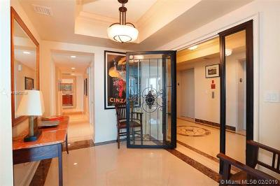 Hollywood Condo For Sale: 3535 S Ocean Dr #906
