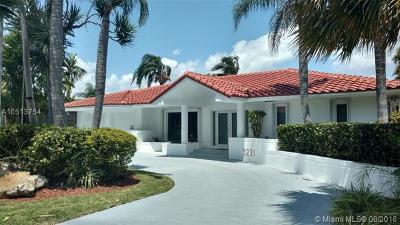 North Miami Beach Single Family Home For Sale: 3221 NE 165th St