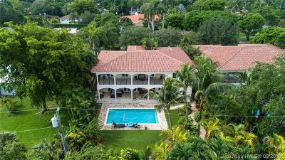 South Miami Single Family Home For Sale: 5989 SW 83rd St
