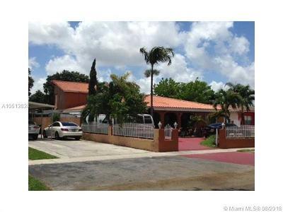 Hialeah Single Family Home For Sale: 224 E 42nd St