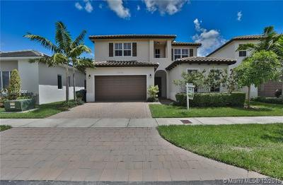Single Family Home For Sale: 14920 SW 176th Ter
