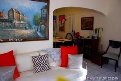 Miami Beach Condo For Sale: 8035 Byron Ave #1