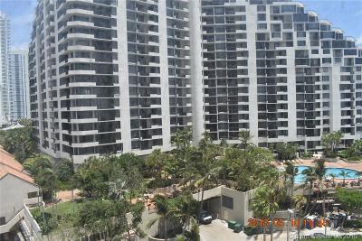 Miami Condo For Sale: 770 Claughton Island Dr #901
