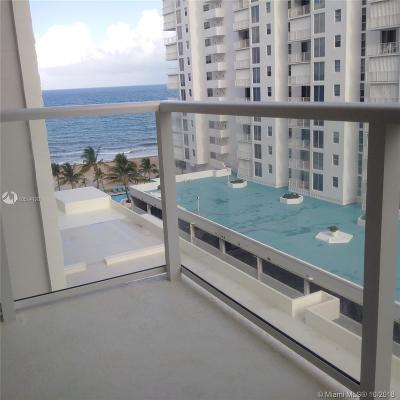 Pompano Beach Condo For Sale: 1000 S Ocean Blvd #9G