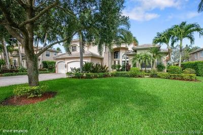 Davie Single Family Home For Sale: 3569 Gulfstream Way