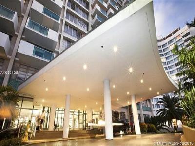 Miami Beach Condo For Sale: 1000 West Ave #714
