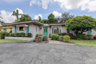 Miami Shores Single Family Home For Sale: 10501 NE 2nd Ave