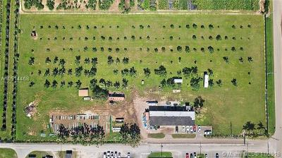 Homestead Commercial For Sale: 18895 SW 280 St
