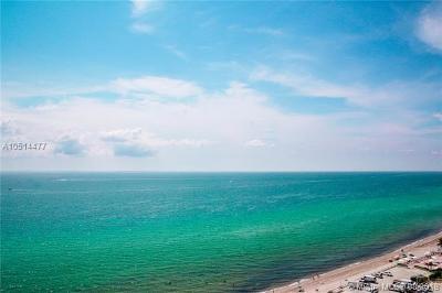 Hallandale Condo For Sale: 2080 S Ocean Drive #1707
