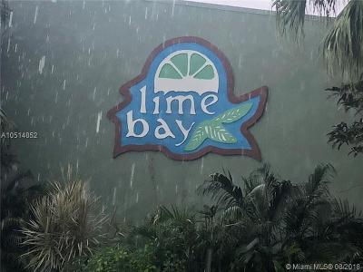 Tamarac Condo For Sale: 9070 Lime Bay Blvd #109