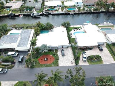 Fort Lauderdale Single Family Home For Sale: 2750 NE 57th Ct