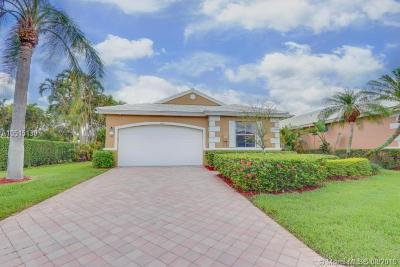 Lake Worth Single Family Home For Sale: 4370 Kensington Park Way