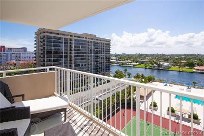 Hallandale Condo For Sale: 1985 S Ocean Dr #8E