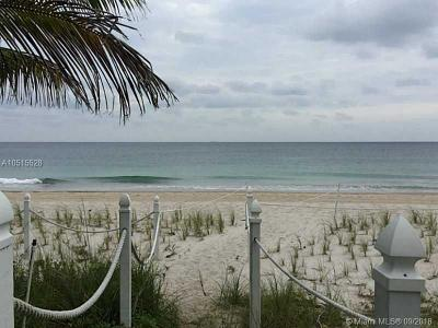 Lauderdale By The Sea Condo Active With Contract: 1439 S Ocean Bl #203