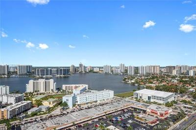Sunny Isles Beach Condo For Sale: 18001 Collins Ave #2604