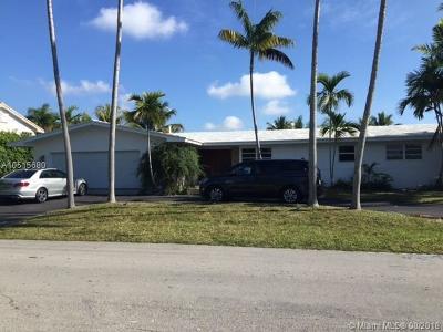 North Miami Single Family Home For Sale: 2037 NE 121st Rd